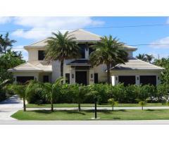 FLORYDA! Blisko MIAMI!!! Dom Marzenie, 758 m². Na prestiżowej SOUTH OCEAN BOULEVARD ulicy!