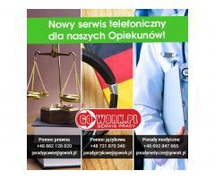 Praca dla opiekunki w Niemczech – wysokie stawki, legalne zatrudnienie!