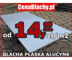 Blacha Płaska ALUCYNK arkusz 0,5 mm
