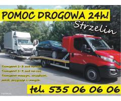 24H AUTO-HOL Strzelin, S8, A4 tel. 535 06 06 06