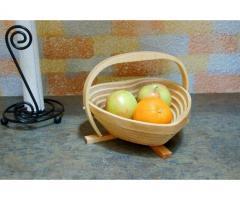 Koszyki na owoce w kształcie serca