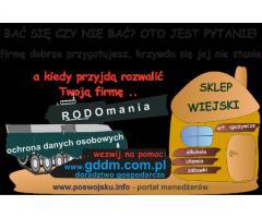 Szkolenie RODO dla małych i średnich firm Zduńska Wola