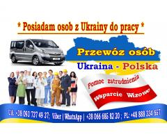 Jest duzo osob do pracy z Ukrainy!