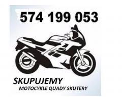 SKUP MOTOCYKLE I SKUTERY ----  DOLNOSLASKIE