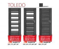 Drzwi wewnętrzne drewniane Toledo
