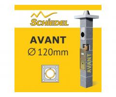 Komin Schiedel Avant S fi 120 mm 6m GAZ dowóz 0zł !
