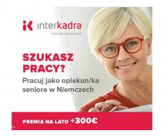 Pani Rosemaria szuka opiekunki (72l) + premia letnia do 300€