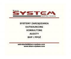 BHP,ppoż, pierwsza pomoc, ISO
