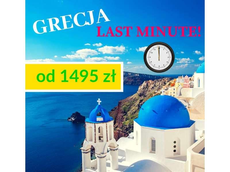 Grecja Last Minute!!!