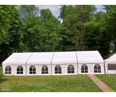 Namioty hale namiotowe magazynowe wiaty zadaszenia produkcja sprzedaż wynajem