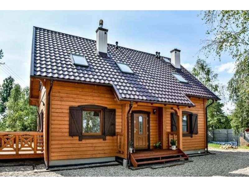 Wygodny, rodzinny dom z drewna dla Twojej rodziny - Bratysława