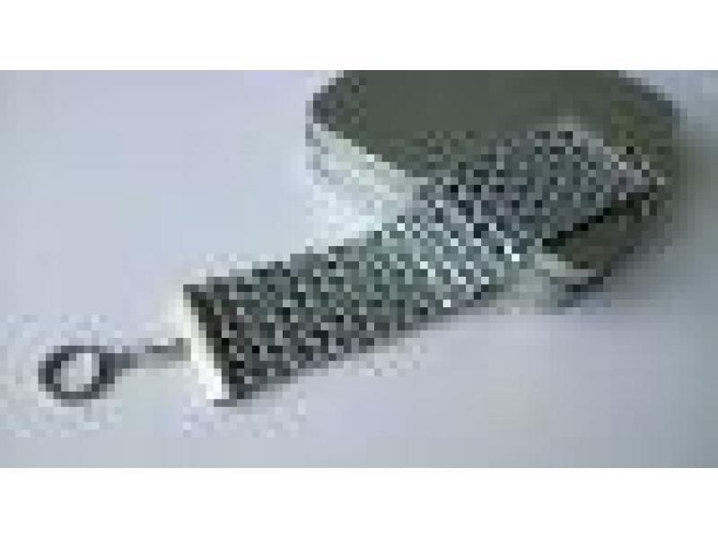Szeroka srebrna bransoletka