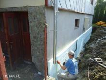 Osuszanie, izolacja piwnic, ścian, fundamentów, iniekcja i podcinanie murów