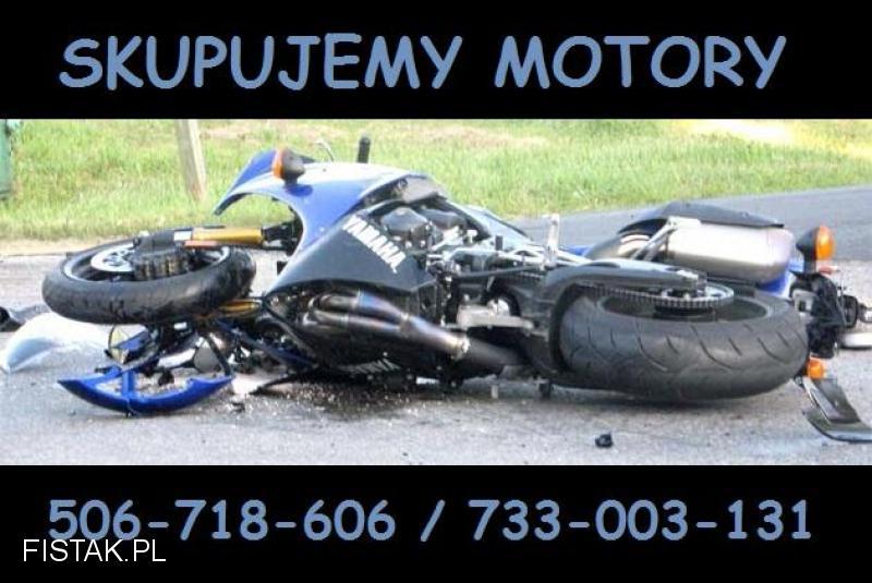 odkupimy twój motocykl
