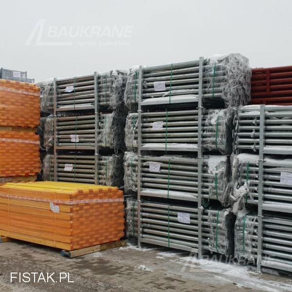 Zestaw szalunek stropowy, podpora 350cm BAUKRANE 100M2!