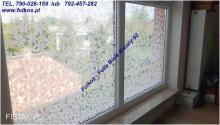 Folie okienne dekoracyjne gradienty -wzór 130,Mgła, Perła,Białe kwiaty, 250,234 ,880 Folie Warszawa