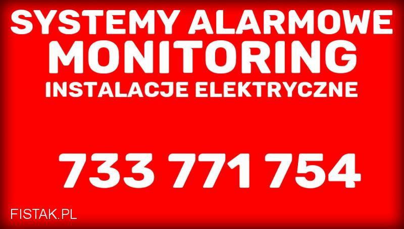 Systemy alarmowe systemy zabezpieczeń alarmy Kołobrzeg