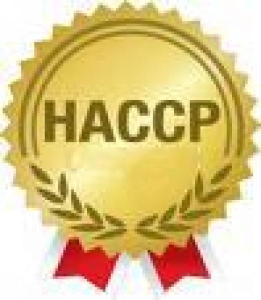 Opracuję i wdrożę dokumentację z zakresu GMP, GHP i systemu HACCP