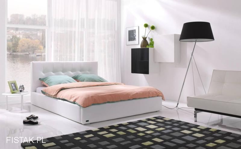 *Mała sypialnia z NAPOLI 140x200. KaZdy kolor,wymiar,materac i stelaż w komplecie
