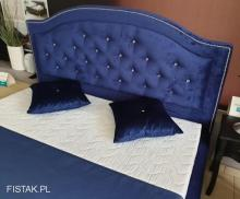 To łóżko Cię oczaruje!.JASMIN 160x200 Wysyłka cały kraj.Producent