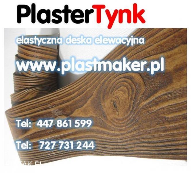 Hit - Deska Elastyczna Elewacyjna PlasterTynk