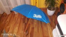 parasol pepsi drewniany uchwyt nowy gadżet