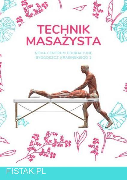 Technik masażysta z fizjoterapią i rehabilitacją sportową szkoła kursy