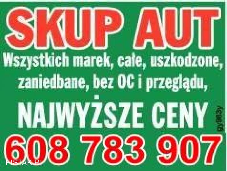 Auto Skup-Wszyskie marki,szybki dojazd  NAJLEPSZE CENY!