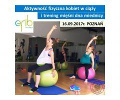 Aktywność fizyczna kobiet w ciąży i trening mięśni dna miednicy