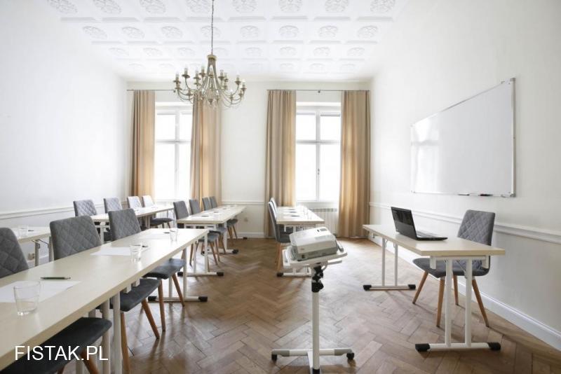 Szkolenia, konferencje, sesje terapeutyczne w Krakowie