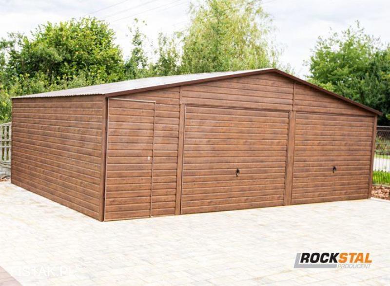 Producent Garaży Blaszanych - Rock Stal