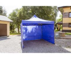 Namiot handlowy konstrukcja standard 2,5 x 2,5m