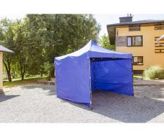 namiot handlowy konstrukcja standardowa 3x4,5 m