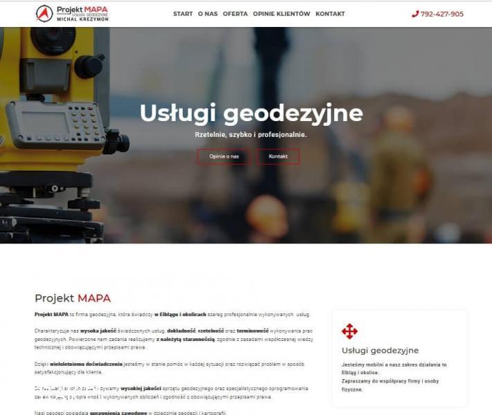 Geodeta Elbląg i okolice