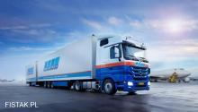 Kierowca Miedzynarodowy C+E 18/9 2200 euro