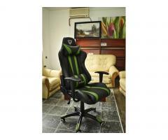 Fotel gamingowy dla graczy Diablo X-One zielony