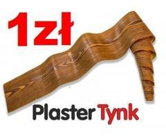Deska elewacyjna elastyczna PlasterTynk / DARMOWE ZESTAWY PRÓBEK