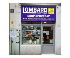 Skup/Sprzedaż komputerów, laptopów i akcesorii Expres Lombard