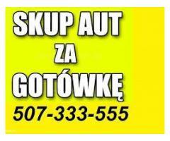 Skup Samochodów 507-333-555 kazdy stan kasacja