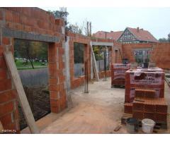 Budynek Handlowo-usługowy rozpoczęta budowa + mieszkanie