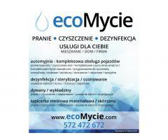 Pranie i Czyszczenie: Tapicerki Dywany Wykładziny | Ozonowanie | Kompleksowa obsługa samochodów