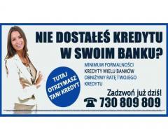 kredyty oddłużeniowe