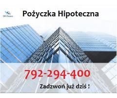 Trudne Kredyty Hipoteczne Bez Bik dla Przedsiębiorców!